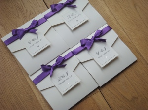 Traditional Wedding Invite